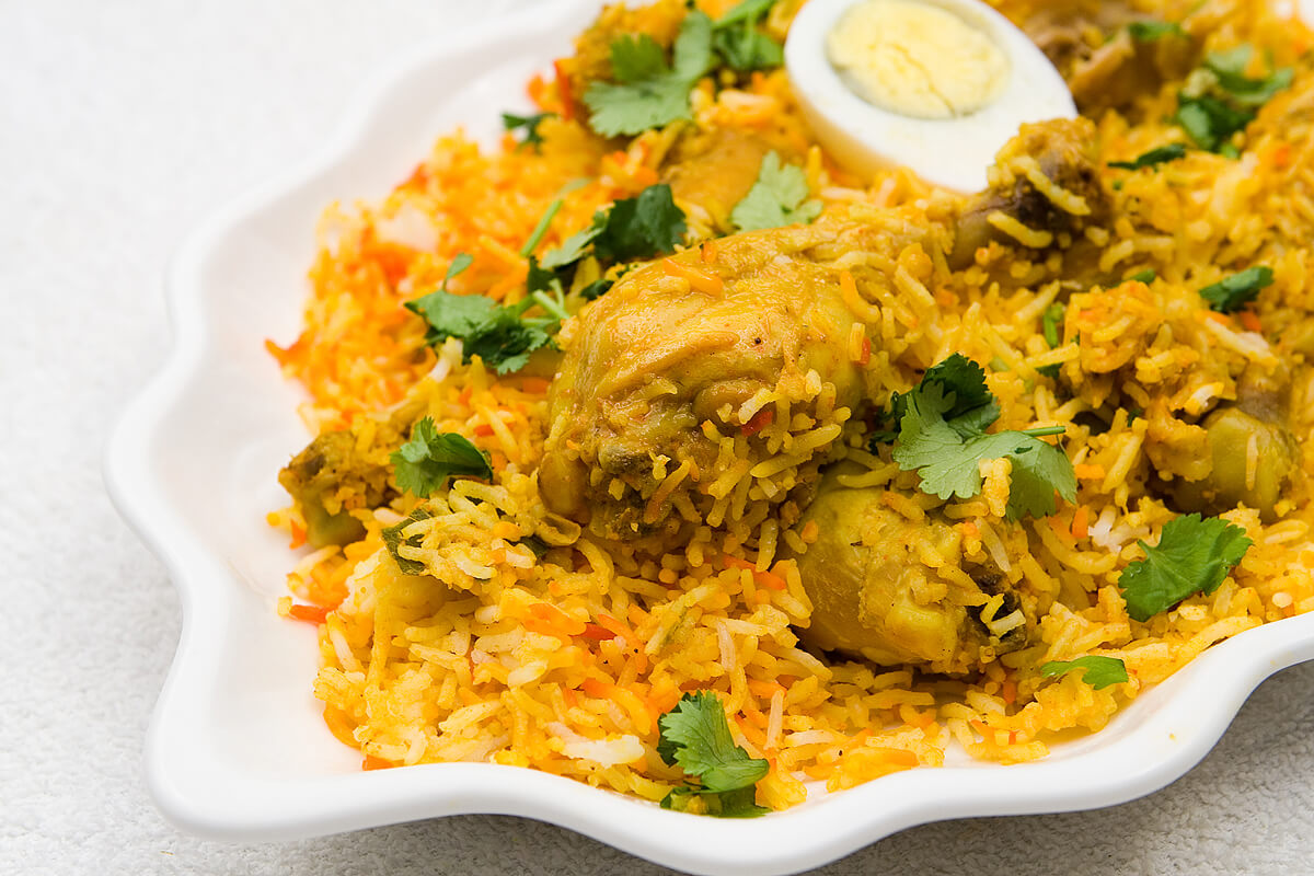 Biryani Rice-Taysbakers