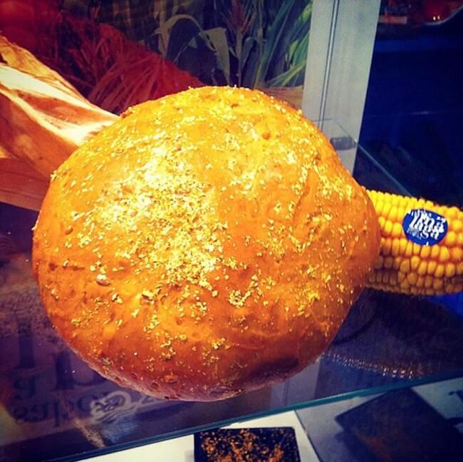 roti emas setelah dipanggang-taysbakers