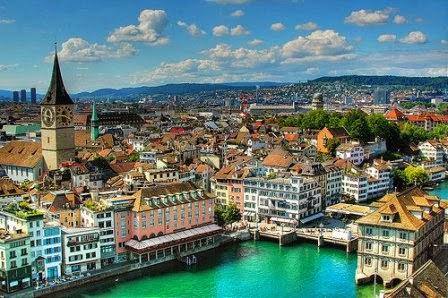 Kota zurich Swiss