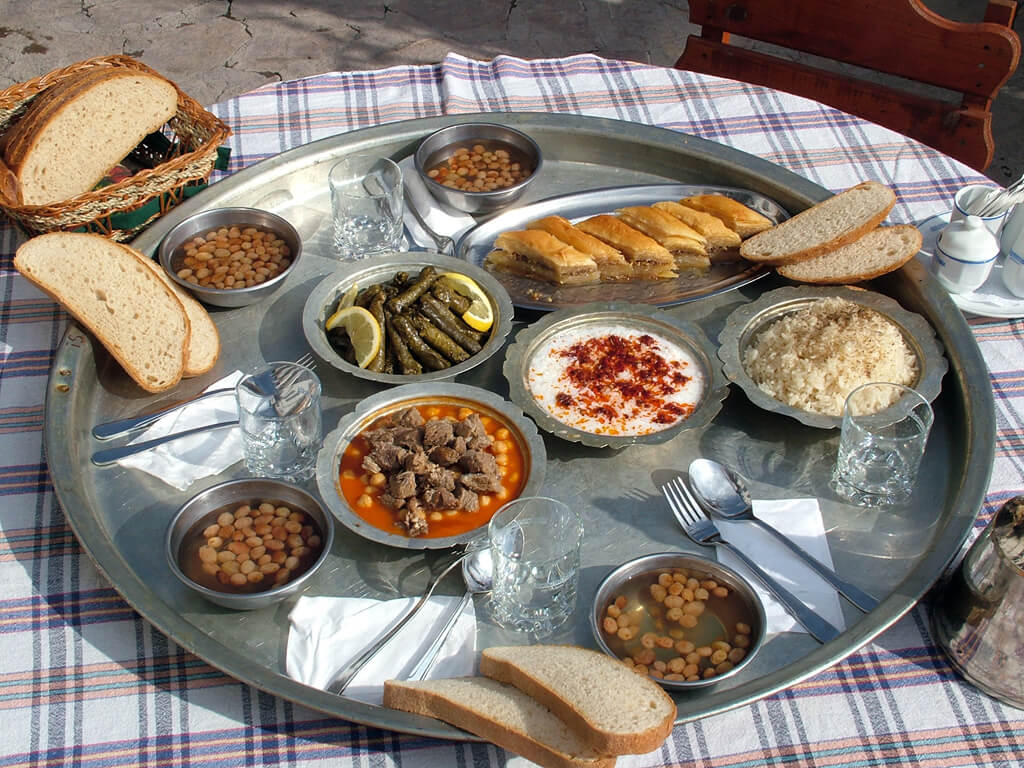 Turkish Breakfasting