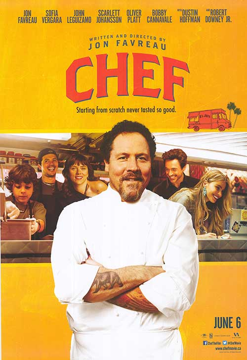 the chef movie