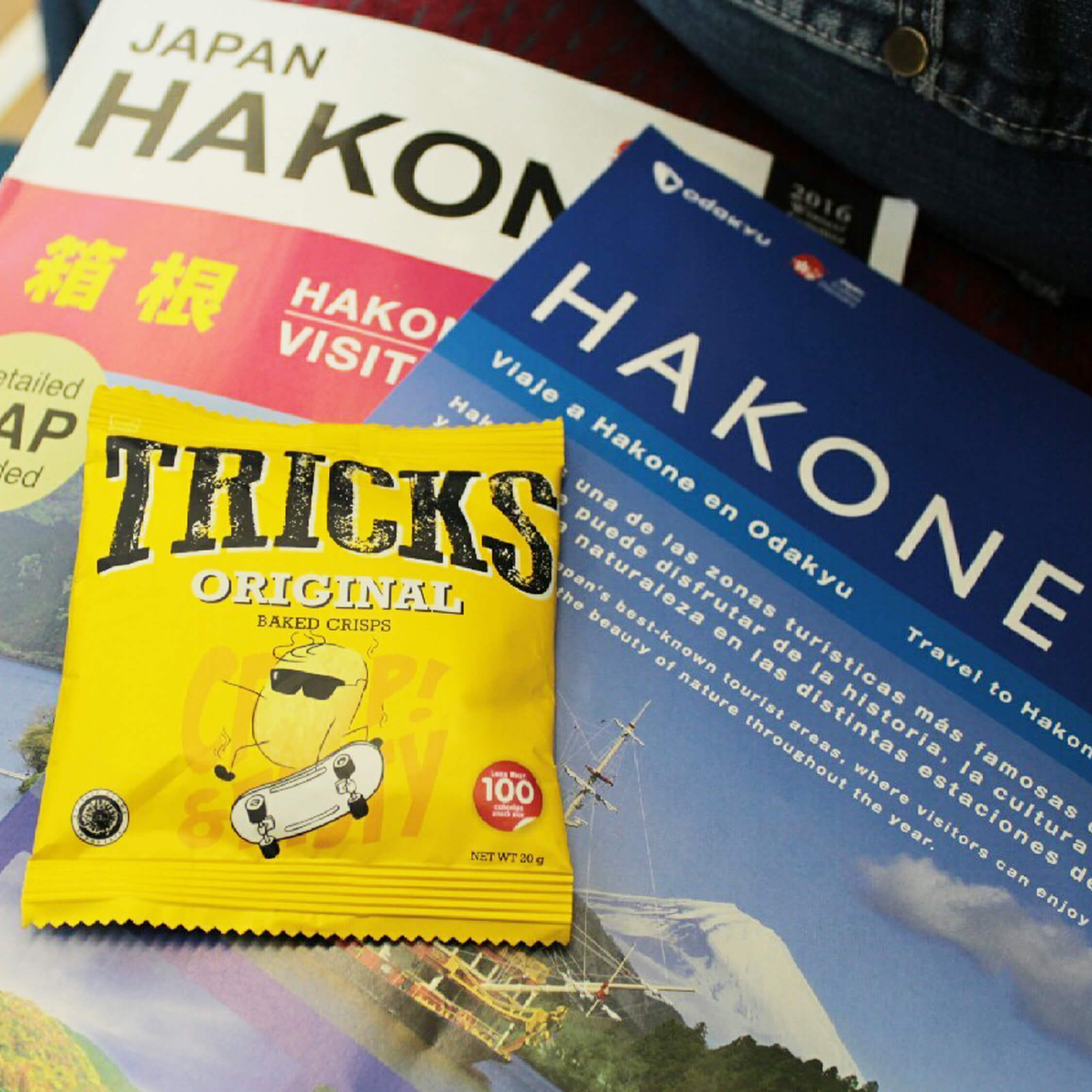 Hakone Guide Book
