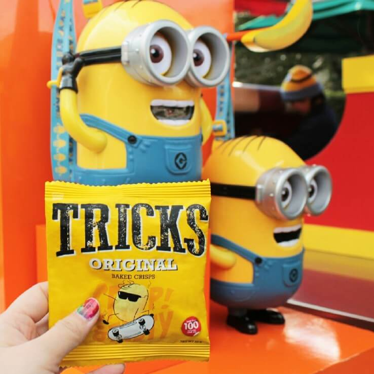 Mesin Popcorn Minions