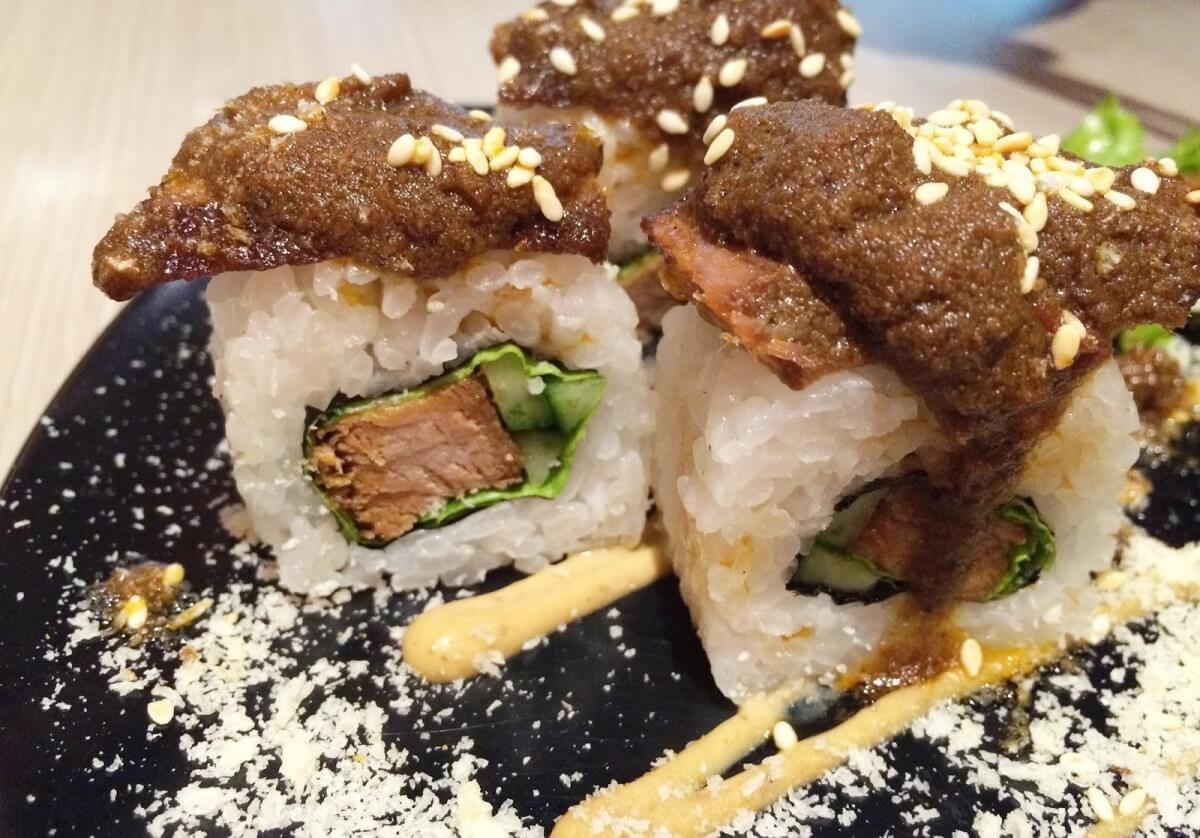 Sushi Rendang