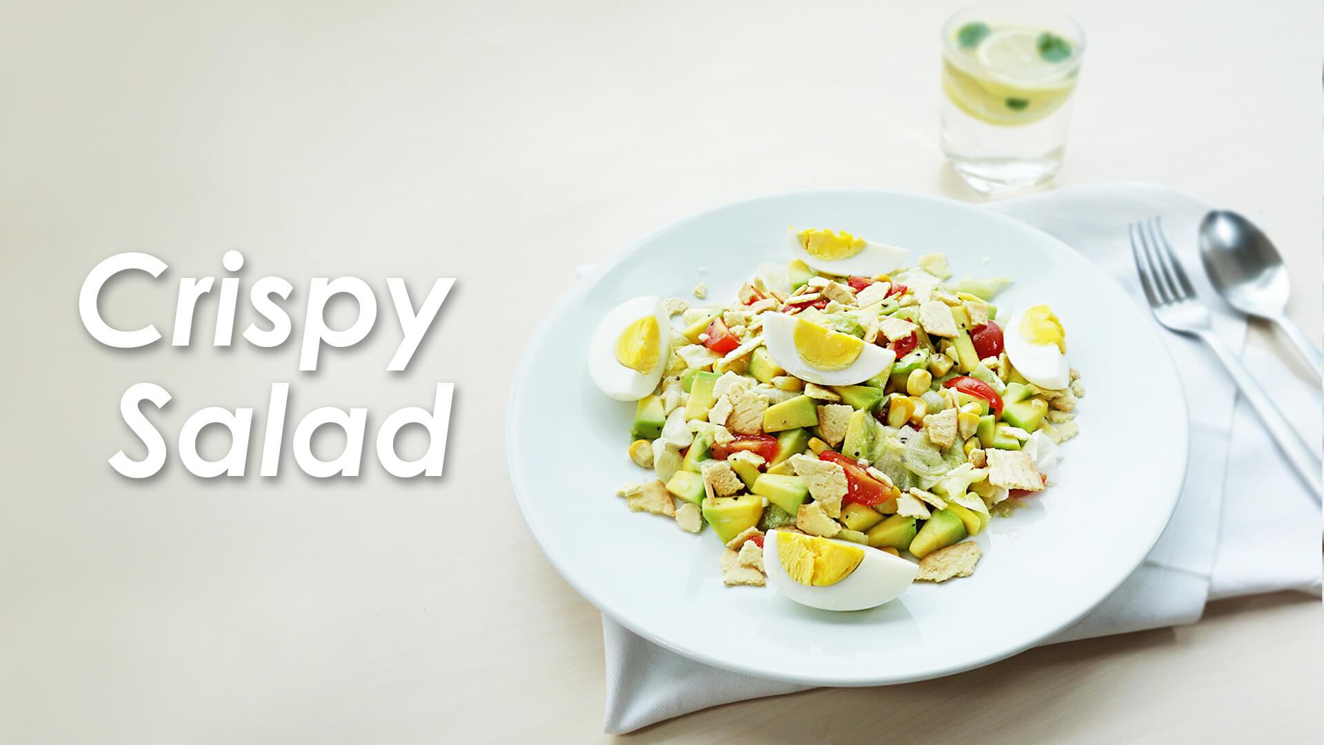 Crispy Salad_