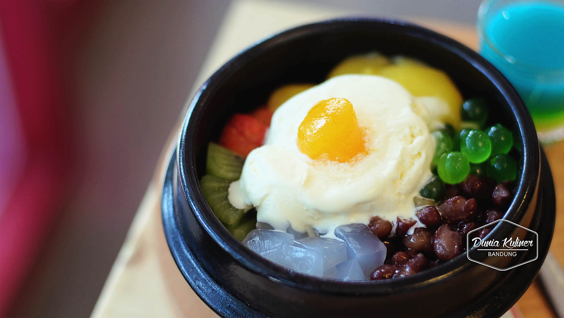 Bibimbap Ice Cream