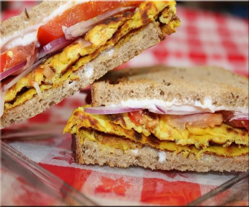 Sandwich-mie