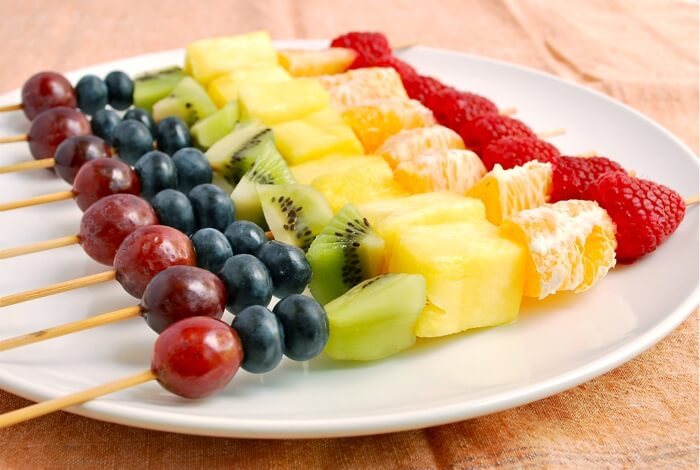 sate-buah