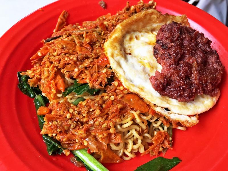 Makanan terpedas di Jakarta