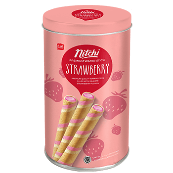 Nitchi Tin Strawberry