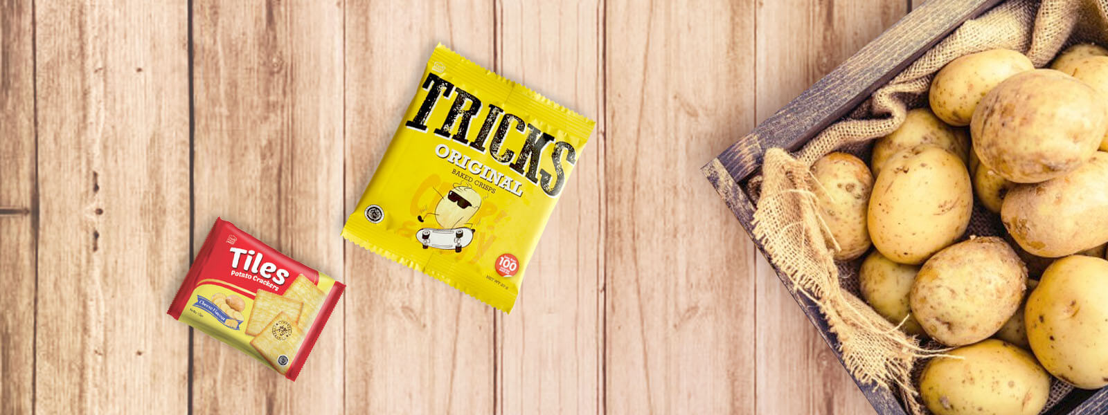 Crisps - Tays Bakers
