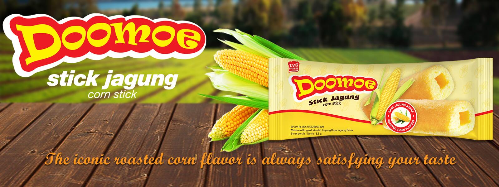 Doomoe Jagung Bakar